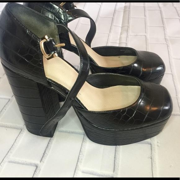 52b5c9f27ee ASOS Shoes - ASOS Panama Platform Heels